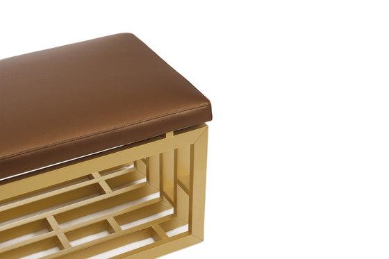 Oriental bench von PAULO ANTUNES | Sitzbänke