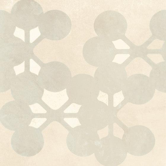 Azulej flores bianco di Ceramiche Mutina   Piastrelle ceramica