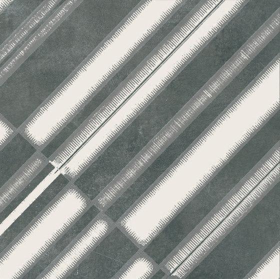 Azulej diagonal nero di Ceramiche Mutina | Piastrelle ceramica