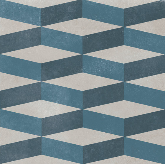 Azulej cubo grigio von Ceramiche Mutina   Keramik Fliesen