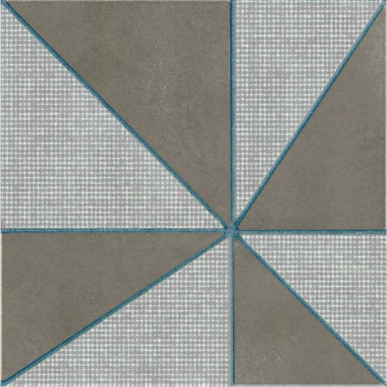 Azulej gira grigio von Ceramiche Mutina | Keramik Fliesen
