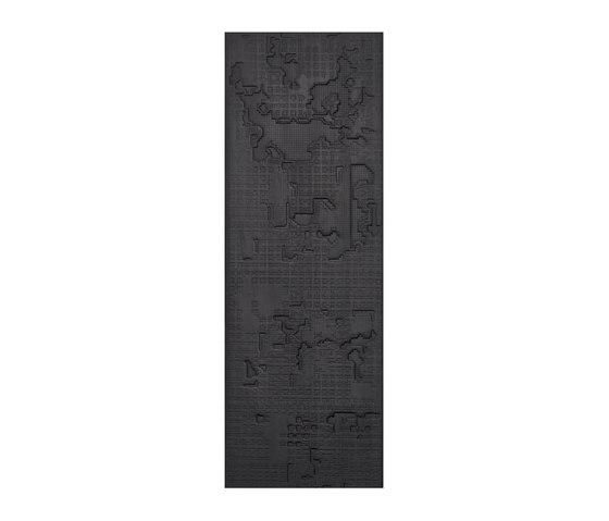 Bas-Relief cloud nero von Ceramiche Mutina | Keramik Fliesen