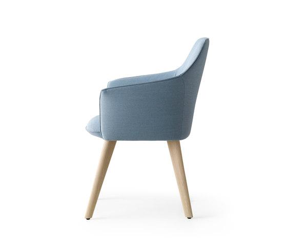 Mara Chair de Leolux | Chaises