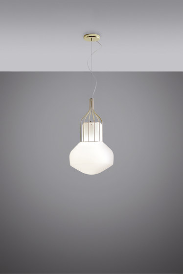 Aérostat F27 A11 19 by Fabbian | Suspended lights