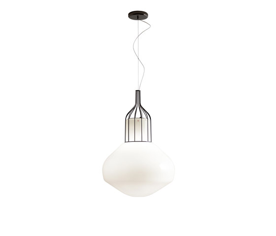 Aérostat F27 A13 24 by Fabbian | Suspended lights