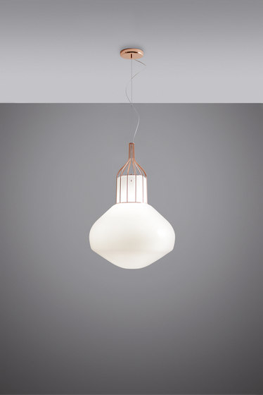 Aérostat F27 A13 41 by Fabbian | Suspended lights