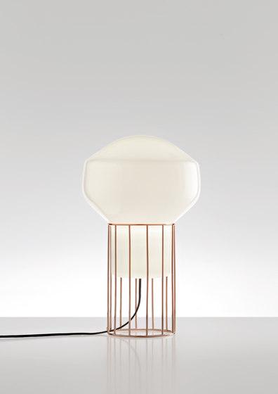 Aérostat F27 B01 41 by Fabbian | Table lights