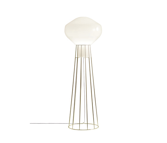 Aérostat F27 C03 19 by Fabbian | Free-standing lights