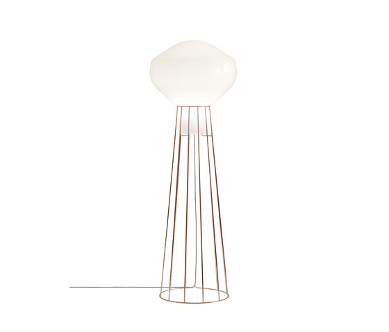 Aérostat F27 C03 41 by Fabbian | Free-standing lights