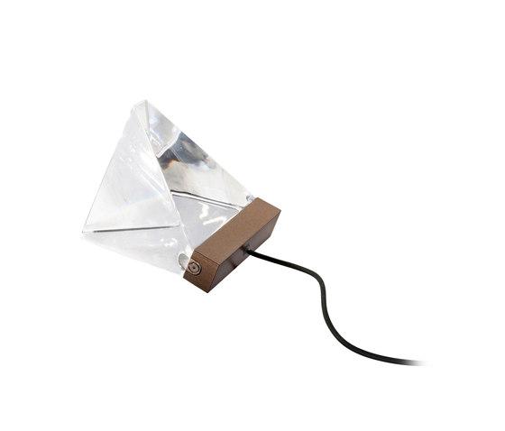 Tripla F41 B01 76 by Fabbian | Table lights