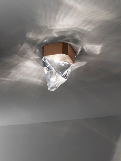 Tripla F41 E01 76 by Fabbian | Ceiling lights