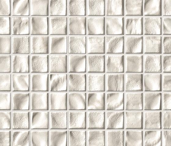 Roma Natura Calacatta Mosaico de Fap Ceramiche | Mosaïques céramique