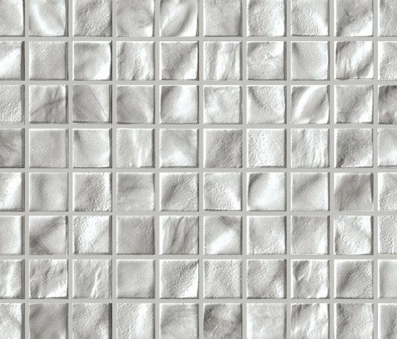 Roma Natura Statuario Mosaico by Fap Ceramiche | Ceramic mosaics