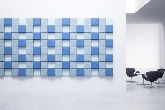 BAUX Acoustic 3D Pixel - Loungeroom von BAUX   Holz Platten