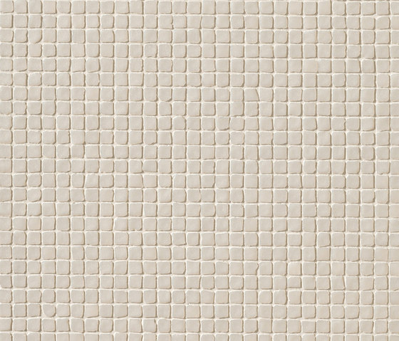 Déchirer glass white by Ceramiche Mutina | Ceramic mosaics