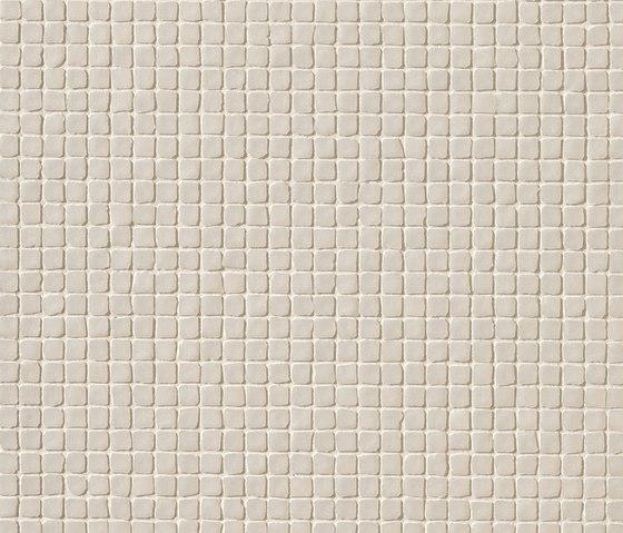 Déchirer glass white by Ceramiche Mutina | Glass mosaics