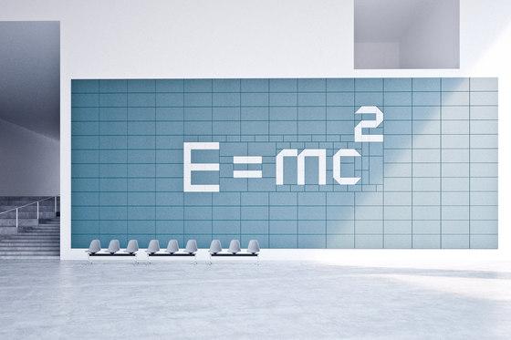 BAUX Acoustic Tiles - Campus E=mc2 de BAUX   Planchas de madera