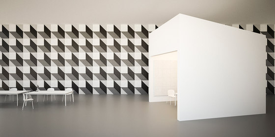 BAUX Acoustic Tiles - Meeting Room by BAUX | Wall panels