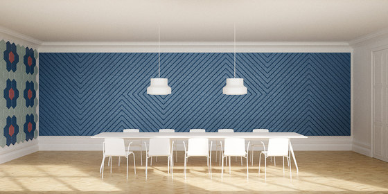 BAUX Acoustic Tiles/Panels - Meeting Room by BAUX | Wall panels