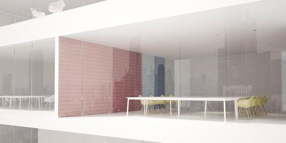 BAUX Acoustic Tiles - Meeting Room by BAUX | Wall panels