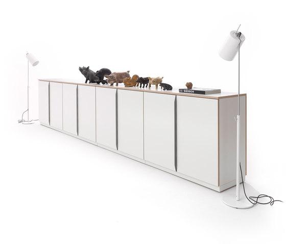 modular16 sideboards kommoden von m ller m belwerkst tten architonic. Black Bedroom Furniture Sets. Home Design Ideas