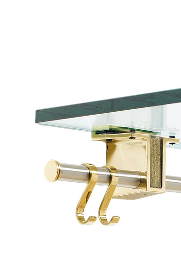 Pioneer R14G Wall shelf wardrobe de Ghyczy | Portemanteaux muraux
