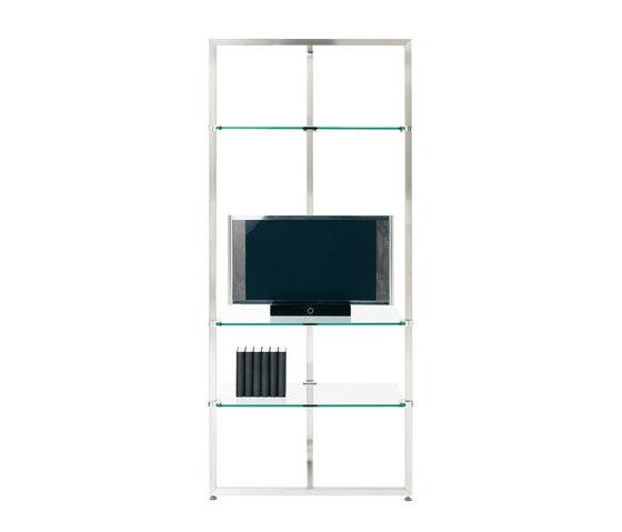Pioneer R16F Wall shelf di Ghyczy | Scaffali