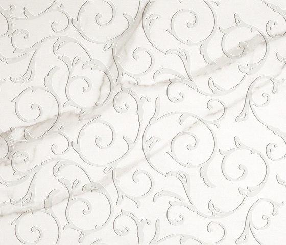 Roma Classic Statuario Inserto de Fap Ceramiche | Baldosas de cerámica