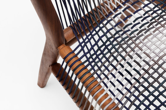 Loom chair by Ptolemy Mann de H Furniture | Sillas