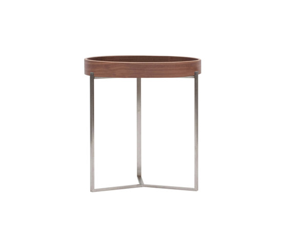 Pivot T82 + TB Side table di Ghyczy | Tavolini alti