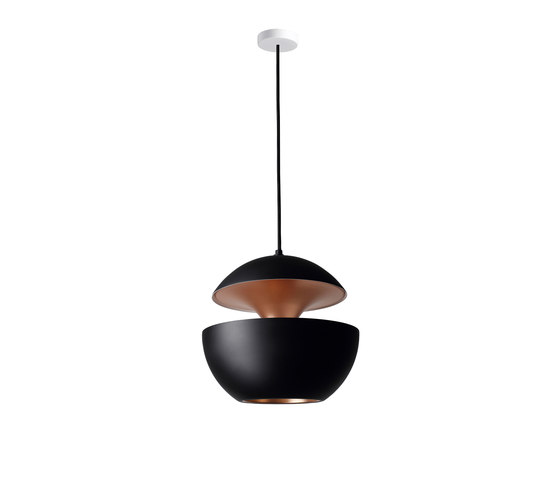 HERE COMES THE SUN | HCS BL–COP Ø350 by DCW éditions | Suspended lights