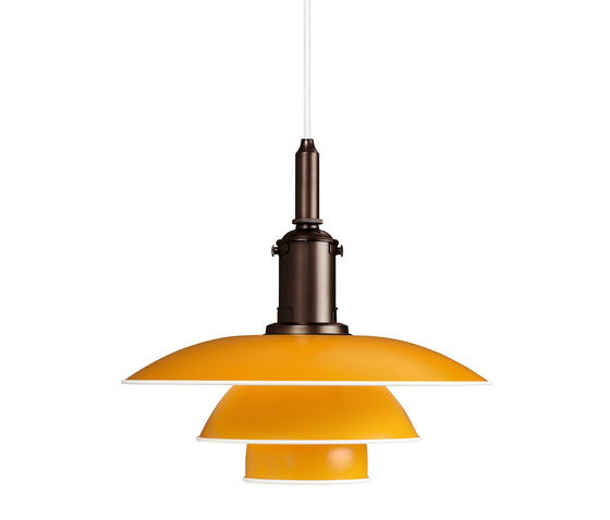 PH 3½-3 Pendant by Louis Poulsen   Suspended lights
