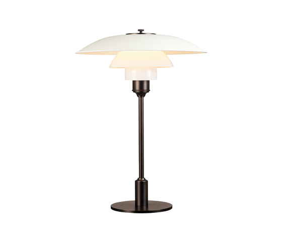 PH 3½-2½ Table by Louis Poulsen   Table lights