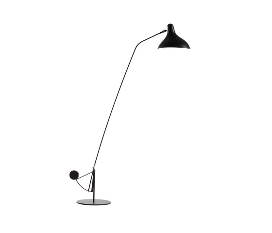 MANTIS | BS1 B BL by DCW éditions | Free-standing lights