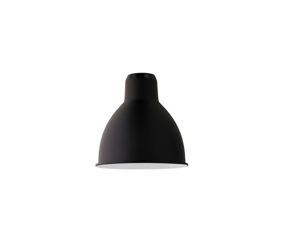 LAMPE GRAS | SHADES - black round by DCW éditions
