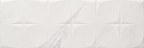 Evoque Concept Blanco Brillo di KERABEN | Piastrelle ceramica