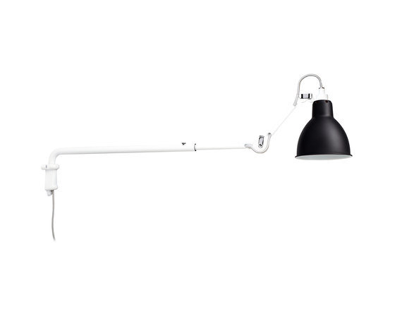LAMPE GRAS - N°203 black von DCW éditions | Wall lights