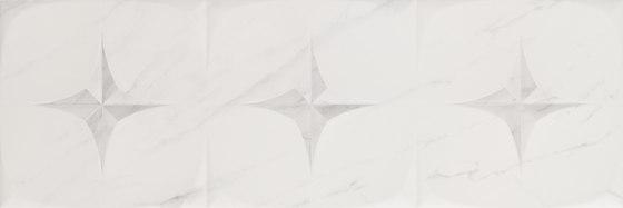 Evoque Art Blanco Brillo von KERABEN | Keramik Fliesen