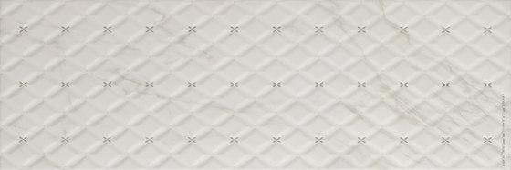 Evoque Art Blanco Mate di KERABEN | Piastrelle ceramica