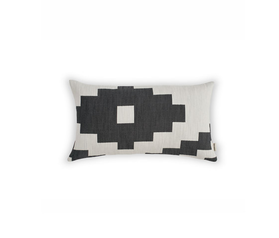 Ikat Cushion Black | Small by NEW WORKS | Cushions