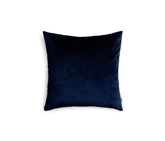Velvet Cushion Marine Blue by NEW WORKS | Cushions