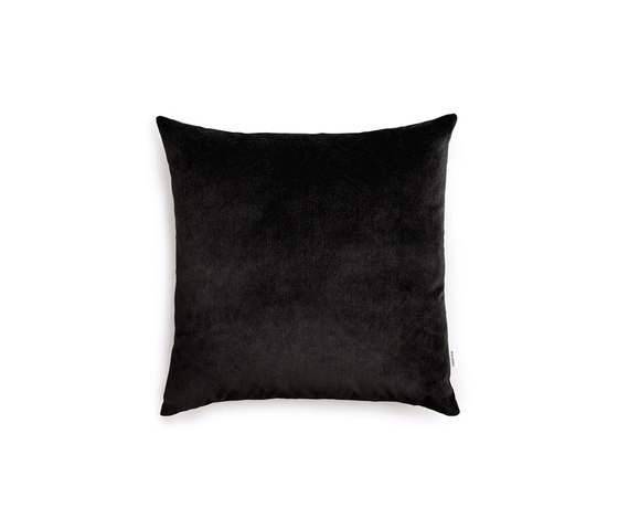 Velvet Cushion Black by NEW WORKS   Cushions
