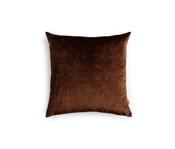 Velvet Cushion Dark Brown by NEW WORKS   Cushions
