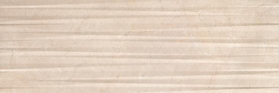 Evoque Concept Crema Mate by KERABEN | Ceramic tiles