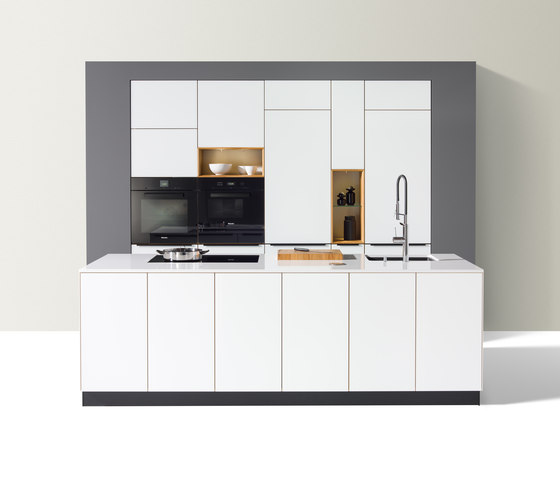 linee kitchen by TEAM 7 | Fitted kitchens