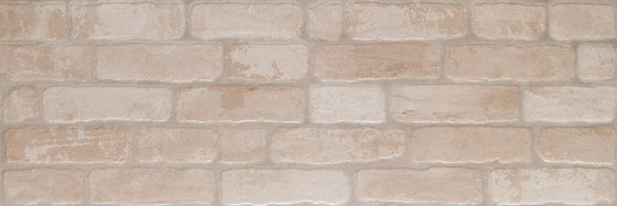 Wall Brick old cream by KERABEN | Ceramic tiles