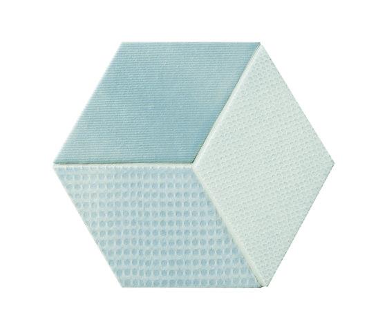 Tex blue von Ceramiche Mutina | Keramik Fliesen