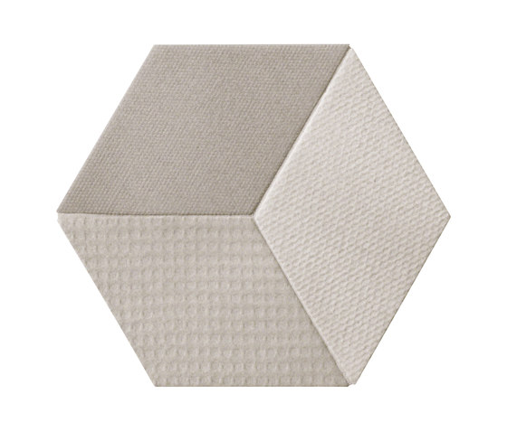 Tex grey by Ceramiche Mutina | Ceramic mosaics