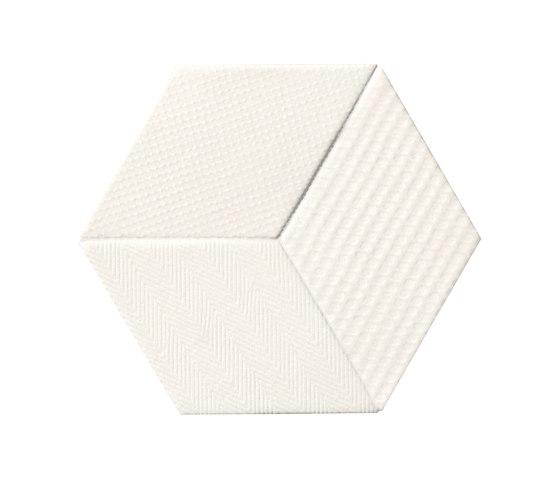 Tex white von Ceramiche Mutina | Keramik Mosaike
