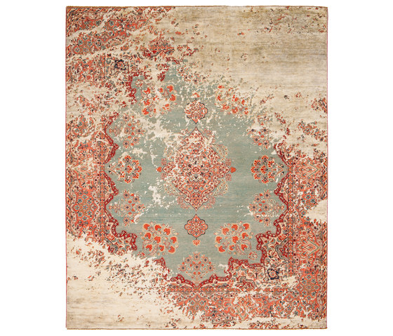 Erased Heritage | Kirman Robson Raved by Jan Kath | Rugs